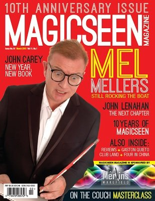 Magicseen No. 61 by Mark Leveridge & Graham Hey & Phil Shaw