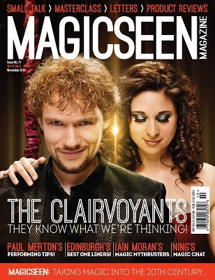 Magicseen No. 71 by Mark Leveridge & Graham Hey & Phil Shaw