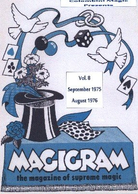 Magigram: 10 effects from volume 8 by Aldo Colombini