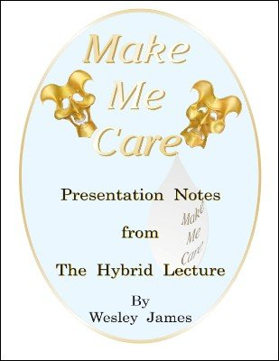 Make Me Care by Wesley James