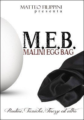 M.E.B. Malini Egg Bag (Italian) by Matteo Filippini