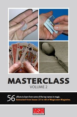 Masterclass 2 by Mark Leveridge & Graham Hey & Phil Shaw