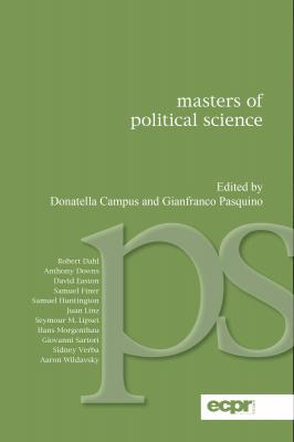 Masters of Political Science by Donatella Campus