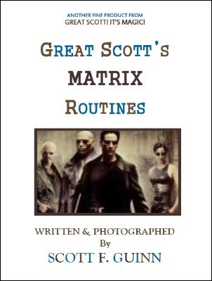 Great Scott's Matrix Routines by Scott F. Guinn
