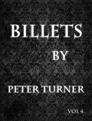 Mentalism Masterclass 4: billets by Peter Turner