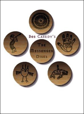 The Messenger Disks by Bob Cassidy