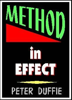 Method in Effect by Peter Duffie