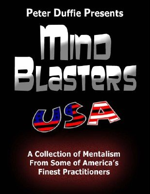 Mind Blasters USA by Peter Duffie
