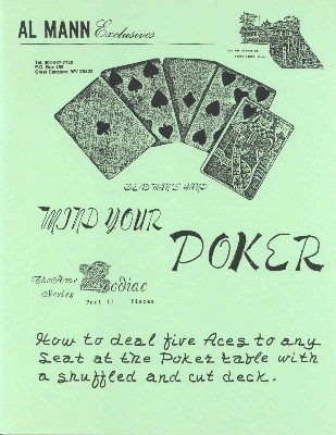 Mind Your Poker by Al Mann