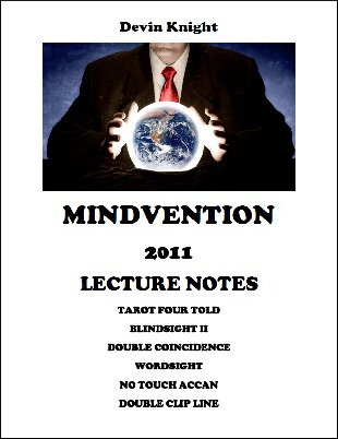 Mindvention Lecture 2011 by Devin Knight