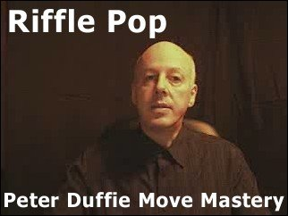 Riffle Pop by Peter Duffie