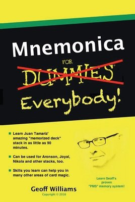 Mnemonica for Everybody by Geoff Williams
