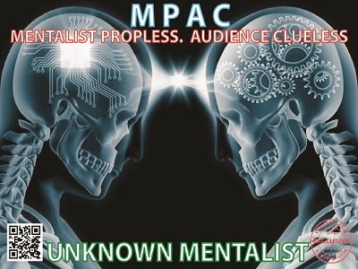 MPAC: Mentalist Propless. Audience Clueless by Unknown Mentalist