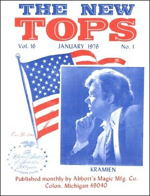 New Tops Volume 16 (1976) by Neil Foster