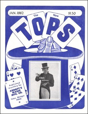 New Tops Volume 22 (1982) by Gordon Miller