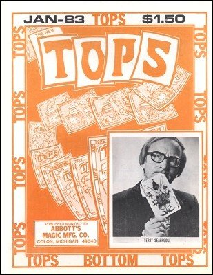 New Tops Volume 23 (1983) by Gordon Miller