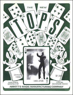 New Tops Volume 30 (1990) by Gordon Miller