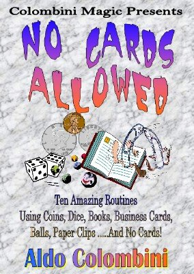 No Cards Allowed by Aldo Colombini