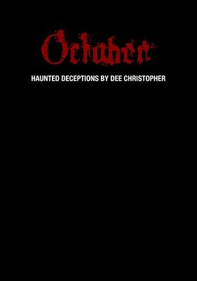 October: Haunted Deceptions by Dee Christopher