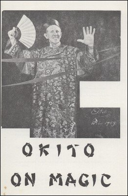 Okito on Magic by Okito