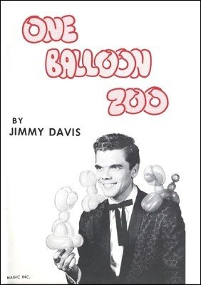 One Balloon Zoo by Jimmy Davis