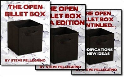 The Open Billet Box Bundle 1 by Steve Pellegrino