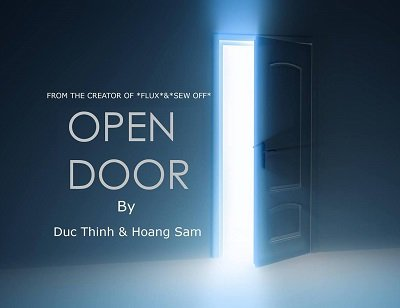Open Door by Duc Thinh & Sam Hoang