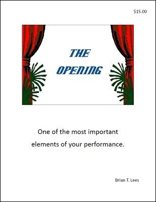 The Opening by Brian T. Lees