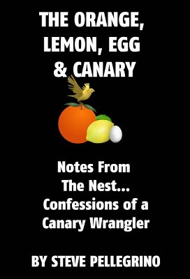 The Orange, Lemon, Egg and Canary by Steve Pellegrino