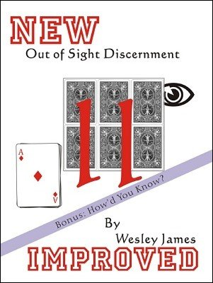 Out of Sight Discernment II by Wesley James