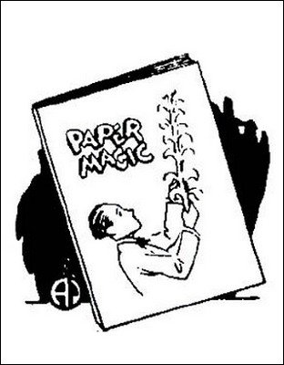Paper Magic by Percy Abbott