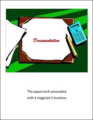 Paperwork by Brian T. Lees