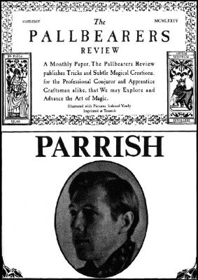 Parrish Folio: The Pallbearers Review 1974 by Robert Parrish