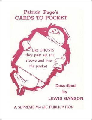 Patrick Page's Cards to Pocket by Lewis Ganson