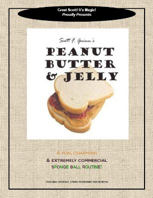 Peanut Butter & Jelly by Scott F. Guinn