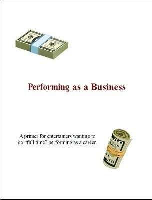 Performing as a Business by Brian T. Lees
