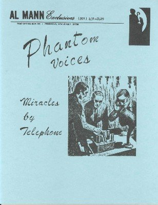 Phantom Voices (for resale) by Al Mann