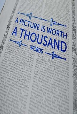 A Picture is Worth A Thousand Words by Art Vanderlay