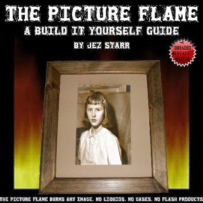 Picture Flame by Jez Starr