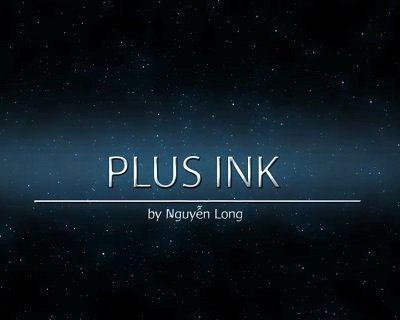 Plus Ink by Nguyen Long