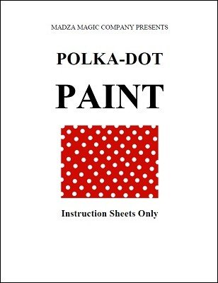 Polka-Dot Paint by Paul Stadelman