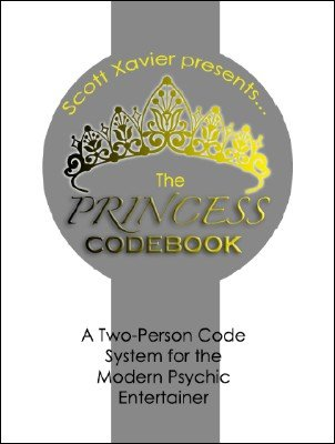 The Princess Codebook by Scott Xavier