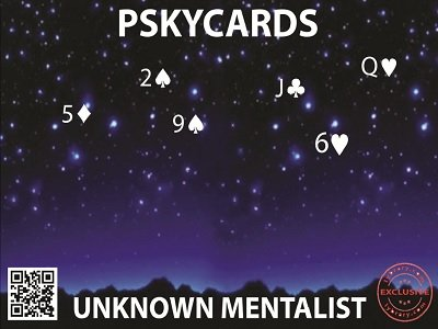 Pskycards by Unknown Mentalist