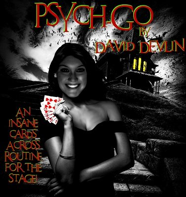 Psych-Go by David Devlin