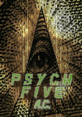 Psych Five by Andy Cannon