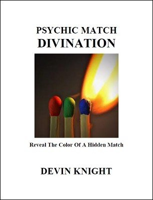Psychic Match Divination by Devin Knight
