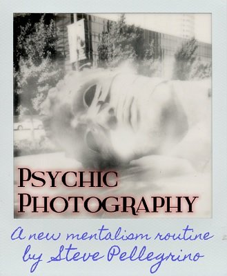 Psychic Photography by Steve Pellegrino