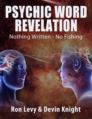 Psychic Word Revelation by Ronald Levy & Devin Knight