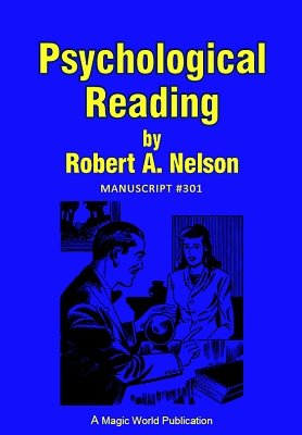 Psychological Reading by Robert A. Nelson
