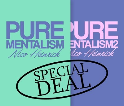Pure Mentalism Bundle by Nico Heinrich